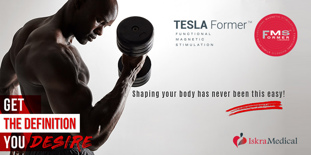 Build Muscle with TESLA Former prestige